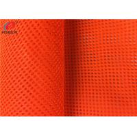 Buy cheap Breathable Knitted Fluorescent Material Fabric Mesh Fabric For Safety Vest from wholesalers