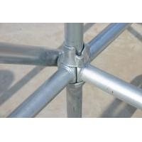 Buy cheap Powder Coated Q235, Q345 Cup Lock Scaffolding construction / modular scaffold system from wholesalers