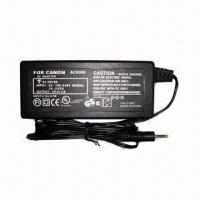 Buy cheap AC Power Adapter with 3.15V Voltage, Suitable for Canon CA-PS200 Digital Camera/Camcorder Equivalent from wholesalers