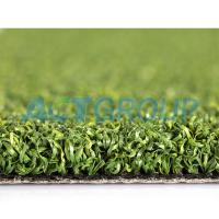 Buy cheap Indoor / Outdoor Fake Grass Tennis Court , Kids Playground Synthetic Putting Green from wholesalers