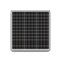 Buy cheap 12V 80W Polycrystalline Silicon Solar Panel Wind Resistance With White Back Sheet from wholesalers