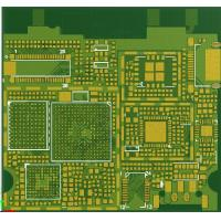 Buy cheap HDI Printed Circuit Board Assembly 8 Layers For Mobile Phone Cell Phone with impedance control from wholesalers