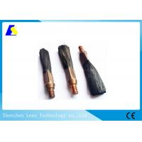 Buy cheap M8/M6 Thread Parts Cleaning Brush , Welding Brush Conductive Carbon Fiber Material from wholesalers