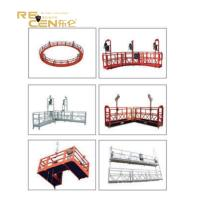Buy cheap Steel Cradle Suspended Gondola Working Platform Temporarily Window Cleaning from wholesalers