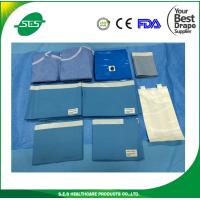 Buy cheap Sterile Disposable Surgical General Drape Pack with Surgical Gown from wholesalers