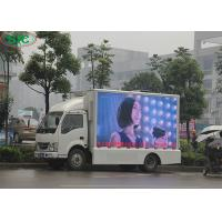 Buy cheap 6mm Pitch Outdoor Mobile Car LED Sign Display Advertising Truck Movie Video For Media from wholesalers
