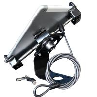 Buy cheap comer security holder tablet panel computer display mounting wire cable locking from wholesalers