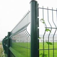 Buy cheap Welded Wire Mesh 3D Fence product