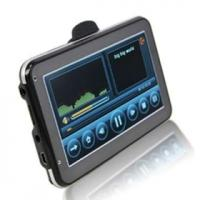 Buy cheap 5 INCH GPS WITH FM TRANSMITTER from wholesalers