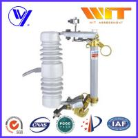 Buy cheap 12KV - 15KV High Voltage Electrical Drop Out Fuse Cutout Switch for Outdoor Use from wholesalers