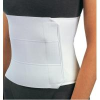 Buy cheap Post Op Elastic Abdominal Binder Back Spine Brace With 3 Panel Construction from wholesalers