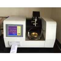 Buy cheap GD-3536D Fully-automatic Cleveland Open Cup Flash Point and Fire Point Tester from wholesalers
