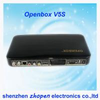 Buy cheap openbox x5 with wifi dihital satellite receiver tv box v5s from wholesalers