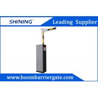 Retractable Security Traffic Boom Barrier,Entrance Barrier Gate With Folding Arm