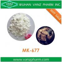 Buy cheap Active Pharmaceutical Ingredient CAS 159752-10-0 99% SARMs MK677/MK677/MK-677 Powder High Purity product