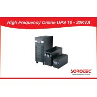 Buy cheap 50 / 60Hz High Frequency online with 10 - 20KVA for Computer Center from wholesalers
