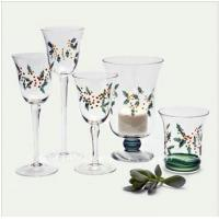 Buy cheap customized Transparent, Decal printing Tall Glass Candle Cups / Cup holder from wholesalers