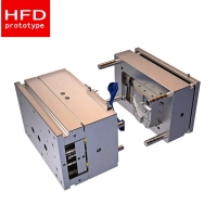 Buy cheap Mould Material NAK80 / S136 / 2316 Customized Plastic Injection Mould from wholesalers