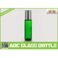 Buy cheap Made In China 10ml Green Glass Bottle,Essential Oil Bottle,Roll On Bottle With Free Samples product