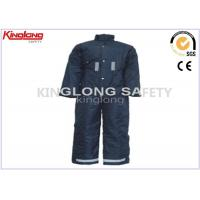 Buy cheap Industrial Painter 100% Cotton Winter Workwear Coverall With Padding + Lining from wholesalers