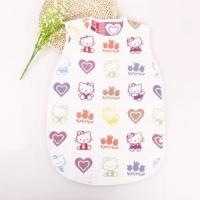Buy cheap Printed Dyed Highest Tog Baby Sleeping Bag , Infants Stretch Sleeping Bag from wholesalers