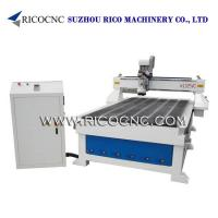 Buy cheap Hot Sale 4x8 Feet Wood CNC Router MDF Panel Cutting Machine W1325VC from wholesalers