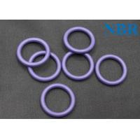 Auto Parts Nbr O Rings Seal Excellent Gasoline / Fat Hydrocarbon Oil Resistant