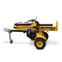 Buy cheap 6.5HP B&S Engine Gasoline Hand Wood Splitter 4 Way Blade 22 Ton Log Splitter from wholesalers
