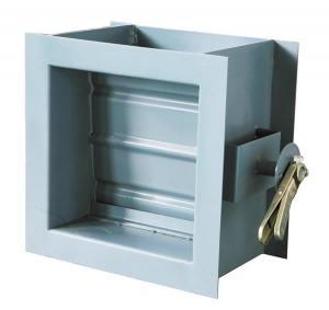 Buy cheap ZS-SF-1 Rectangular air damper product