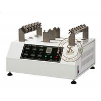 Buy cheap SATRA TM 93 Leather and Footwear Testing Instruments Shoe Lace-Eyelets Abrasion Tester from wholesalers