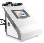Buy cheap 5 in 1 Cavitation Liposuction Vacuum Bipolar RF Laser Slimming Machine Salon from wholesalers