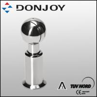 Buy cheap DONJOY Stainless steel sanitray rotating clamped cleaning ball /spray ball from wholesalers