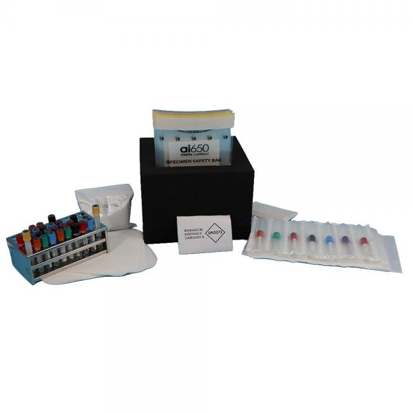 Buy cheap Recyclable Absorbent Specimen Transport Convenience Kits Gravure Printing from wholesalers