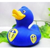 Buy cheap Football Club Team World Cup Rubber Duck Toy Eco Friendly Vinyl For Baby Shower from wholesalers
