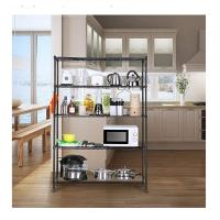 Buy cheap Heavy - Duty 5 Tier Home Wire Shelving For Balcony Antl - Rust  OEM from wholesalers