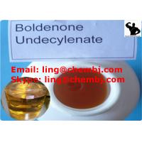 Buy cheap Boldenone Steroid EQ Boldenone Undecylenate Equipoise CAS: 13103-34-9 for Muscle Building from wholesalers
