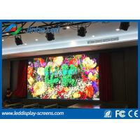 Buy cheap Customized Advertising Indoor LED Displays , RGB Led Message Display Pixel 5mm from wholesalers