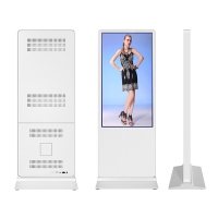Buy cheap 55inch New style portable digital signage advertising player screen for photo print kiosk and poster display from wholesalers