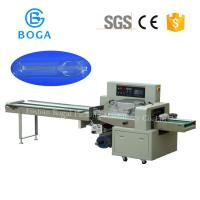 Buy cheap Sami Automatic Pillow Wrapping Machine / Fork Spoon Packaging Machine from wholesalers