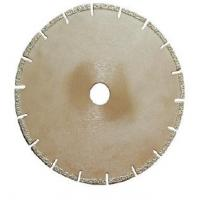 Buy cheap Vacuum Brazed Diamond Concrete Cutting Blades Suitable For Bridge / Hand Saw from wholesalers