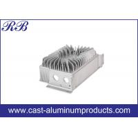 Buy cheap Aluminum Alloy Box / Enclosure for electronic instrument Die Casting process from wholesalers