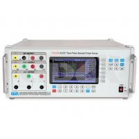 Buy cheap Multifunctional Electrical Power Calibrator AC DC Digital 3 Phase Standard Meter from wholesalers