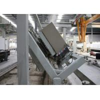 Buy cheap Bottom Cleaning Tilt Table AAC Block Cutting Machine for Autoclaved Aerated Concrete Plant product