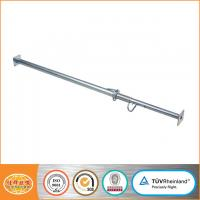 Buy cheap Construction acrow props, adjustable screw jack stands 5m steel prop, shoring props from wholesalers