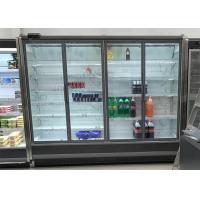 Buy cheap Retail Glass Door Merchandiser Refrigerator With Large Display Area And Superior Visibility from wholesalers