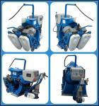 Buy cheap Floor Polishing Concrete Blasting Machine , Mobile Sandblasting Equipment from wholesalers