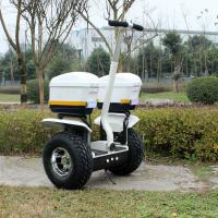 Buy cheap Police Use Electric Chariot Scooter , Fast Motorised Off Road Segway from wholesalers