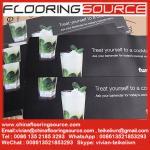 Buy cheap Foam-backed Counter Mats Bar Mats Light-Duty foam base polyester top custom printed from wholesalers