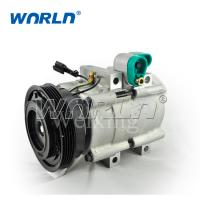 Buy cheap 12 volts Auto AC Compressor HS17 for SONATA 2.0 Mk III EF 9770138071 product