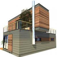 Buy cheap 40ft 20ft Shipping Container House / Modern Shipping Container House For Office Building from wholesalers